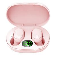 Беспроводные наушники AirDots Pro (High Copy) Розовый
