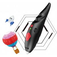 Ручка 3D аккумуляторная с трафаретом K9902