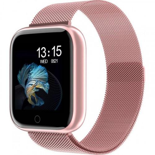 Фітнес – трекер Band AIR (Рожевий)
