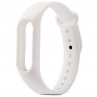 Ремешок для фитнес-трекера Xiaomi Mi Band 2 (Белый)