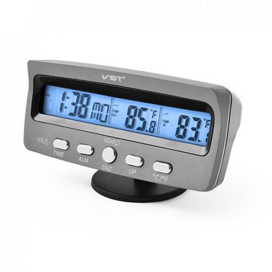 Автомобильные часы VST 7045