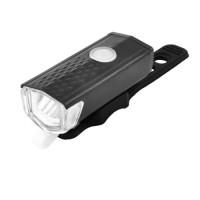 Фонарь велосипедный RPL-2255/BSK-2271-LM, ЗУ micro USB, встроенный аккумулятор