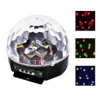 Лазер диско YX-024-M4/XC-01, пульт ДУ, флешка
