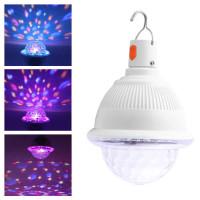 Лазер диско CY-6742 UFO Bluetooth crystal magic ball, USB