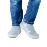 Бахилы силиконовые на обувь от воды и грязи (размер M)