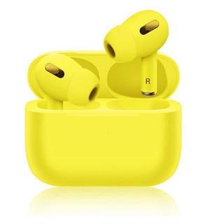 Беспроводные наушники Air Pro (Желтый)