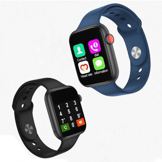 Умные часы Smart Watch T5 Plus series 5 (Синий)