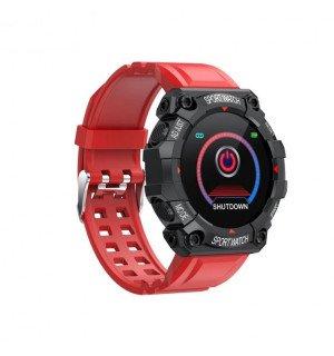 Умные часы Smart Watch Sports FD68 (Красный)