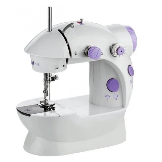 Машинка швейная Mini sewing machine SM-202A 4в1