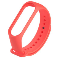 Ремешок для фитнес-трекера Xiaomi Mi Band 5 (Красный)