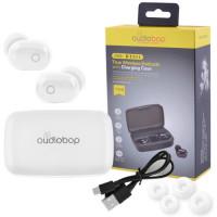 Беспроводные наушники OudioBop OD-BT011 Белый