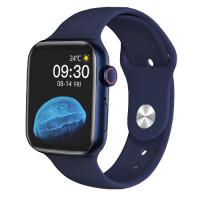 Умные часы Smart Watch HW22 (Синий)
