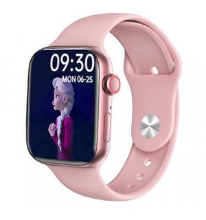 Умные часы Smart Watch i12 (Розовый)