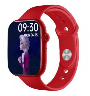 Умные часы Smart Watch i12 (Красный)