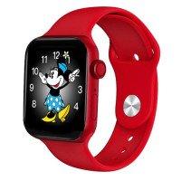 Умные часы Smart Watch M443 (Красный)