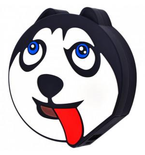 Power Bank Emoji Dog (8800mАh) USB 2A