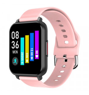 Умные часы Smart Watch T82 (Розовый)