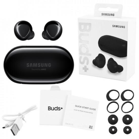 Беспроводные наушники Samsung Galaxy Buds+ (High Copy) (Черный)