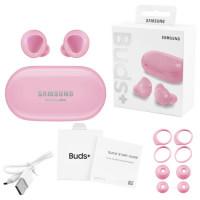 Беспроводные наушники Samsung Galaxy Buds+ (High Copy) (Розовый)