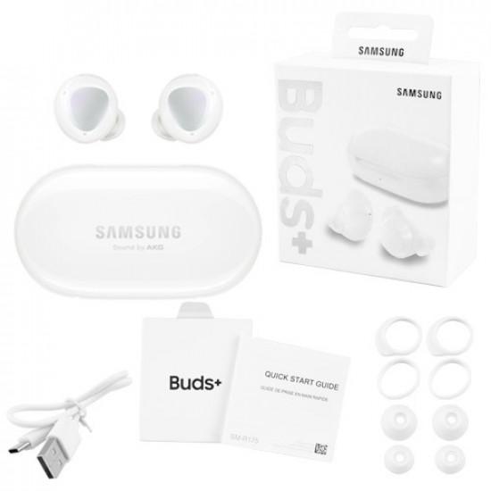 Беспроводные наушники Samsung Galaxy Buds+ (High Copy) (Белый)