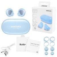 Беспроводные наушники Samsung Galaxy Buds+ (High Copy) (Голубой)
