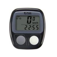 Велокомпьютер SD-536B, waterproof, 15 функций (блистер)