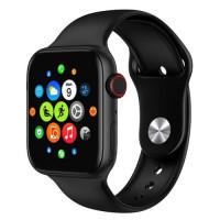Умные часы Smart Watch T500 Plus (Черный)