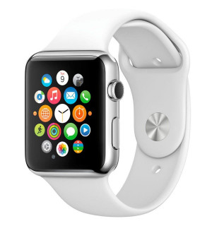 Смарт часы Smart Watch A1 (Белый)