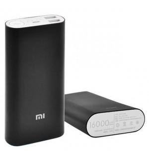 Power Bank MI 16000 (8000mАh) USB 2A copy (Разные цвета)