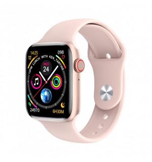 Умные часы Smart Watch 6 (Розовый)