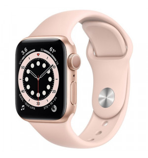 Умные часы Apl Watch Series 6 YY21 (Розовый)