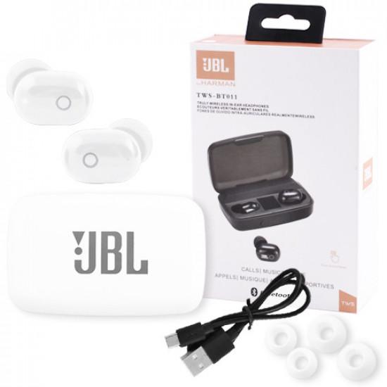 Беспроводные наушники JBL TWS-BT011 Белый