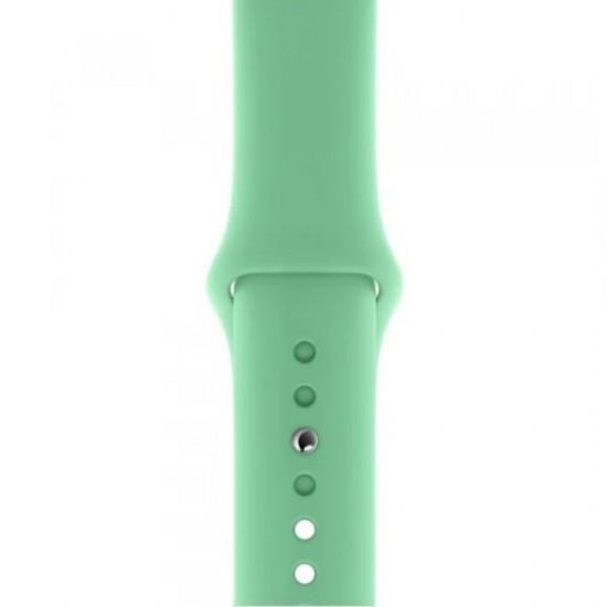 Ремешок Smart Watch 42/44 mm (Салатовый)