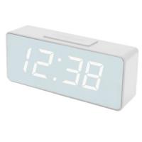 Часы сетевые VST-886Y-6, синие, USB