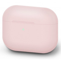 Силиконовый чехол Airpods PRO (Pink)