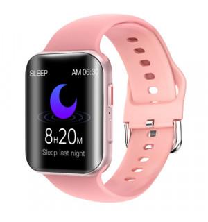 Умные часы Smart Watch T68 (Розовый)