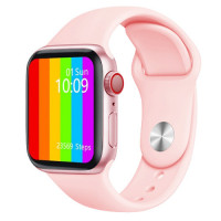 Умные часы Smart Watch IWO W26 (Розовый)