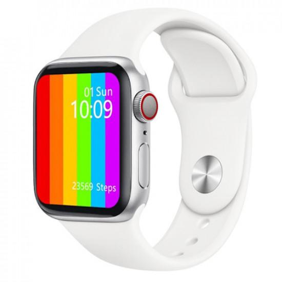 Умные часы Smart Watch IWO W26 (Белый)