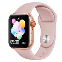 Умные часы Smart Watch T800 (Розовый)