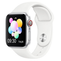 Умные часы Smart Watch T800 (Белый)