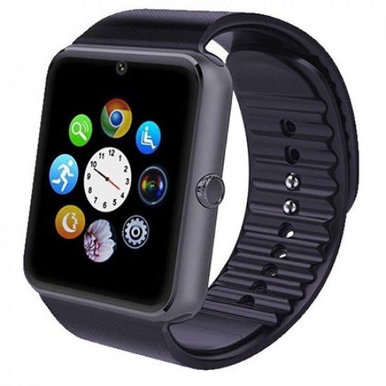 Смарт часы Smart Watch GT08 (Черный)