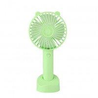 Настольный мини вентилятор kids series (Зеленый)