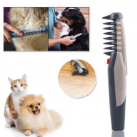 Расческа для шерсти животных Knot Out Electric Pet Comb (WN-34)