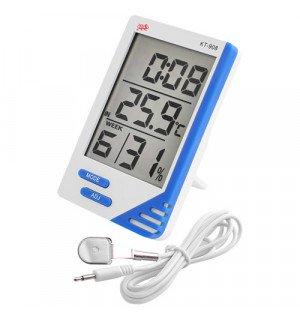 Термометр с гигрометром KT 908