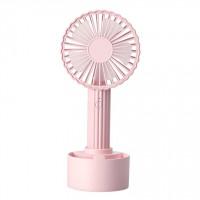 Настольный мини вентилятор Cactus X5 (Розовый)