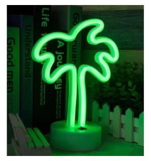 """Ночной светильник Neon """"Palm"""""""